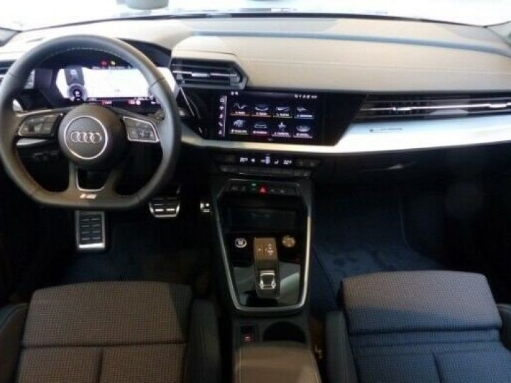 Audi A3 Sportback S line 40 TFSI e 204 CH S-tronic Daytona/Gris - 8