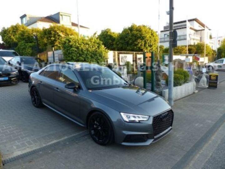 Audi A4 Gris métallisée  - 1