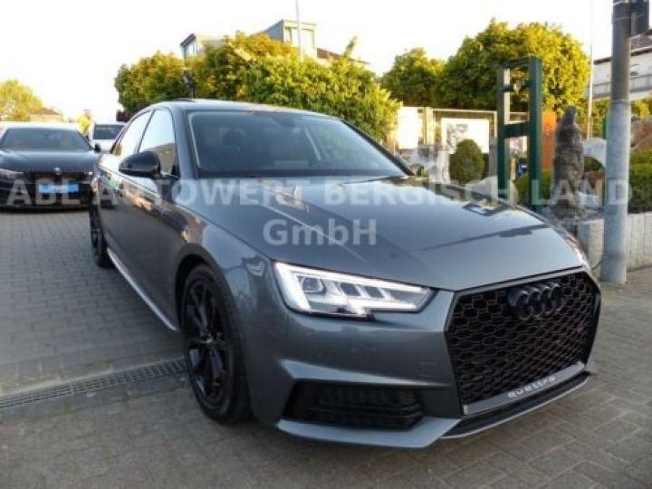 Audi A4 Gris métallisée  - 2