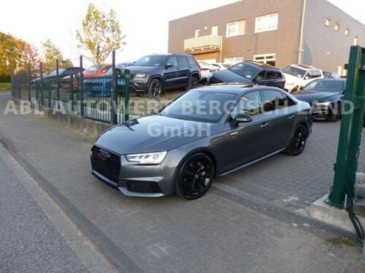 Audi A4 Gris métallisée  - 4