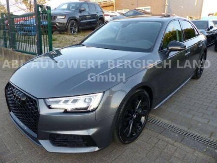 Audi A4 Gris métallisée  - 5