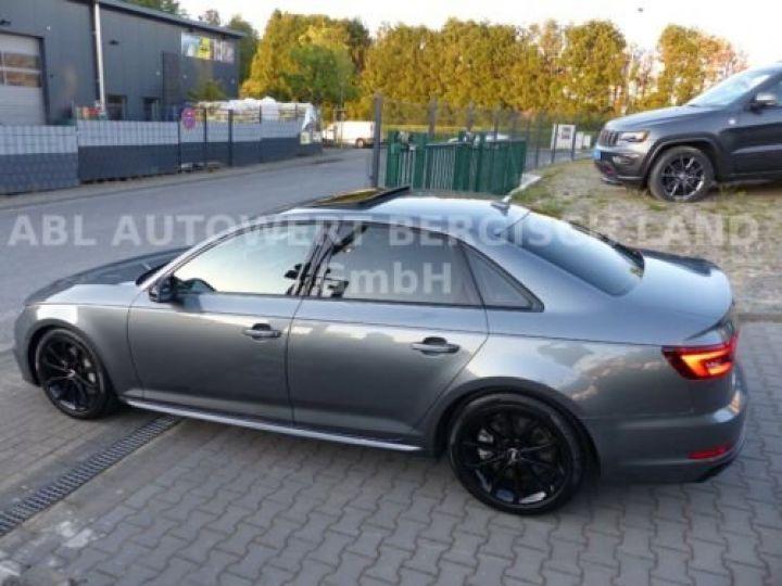 Audi A4 Gris métallisée  - 6