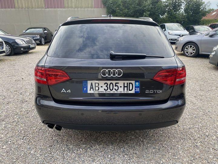 Audi A4 2.0 TDI 140CH AMBIENTE Gris F - 5