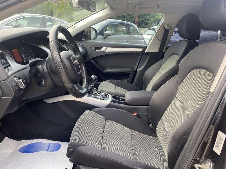 Audi A4 2.0 TDI 140CH AMBIENTE Gris F - 7