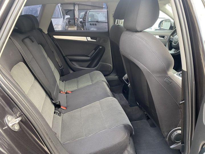 Audi A4 2.0 TDI 140CH AMBIENTE Gris F - 11