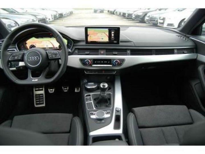 Audi A4 2.0 TDI 150CH S LINE NOIR - 5
