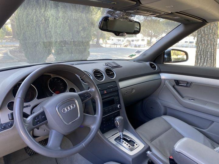 Audi A4 2.0 TFSI 180CH S LINE Gris - 4