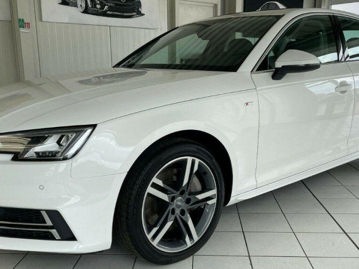 Audi A4 2.02.0  TFSI 252 LUXE QUATTRO S TRONIC    03/2018                                     (toit ouvrant) Blanc métal  - 1