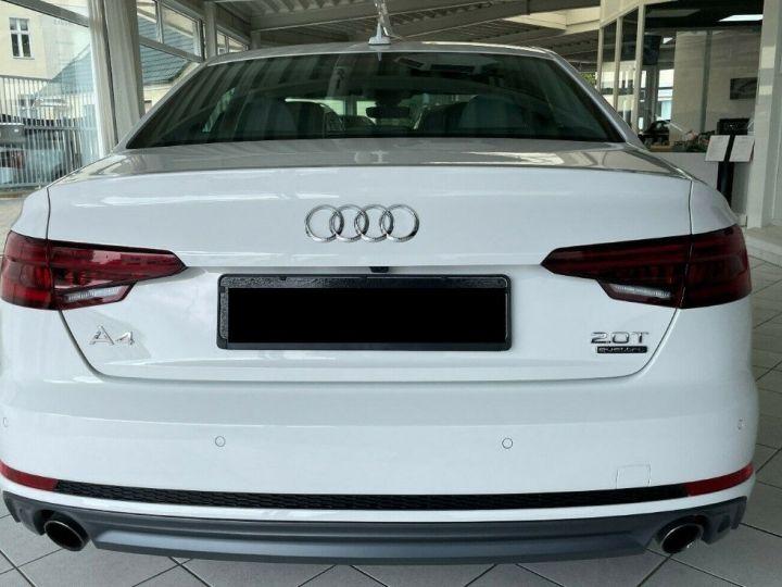 Audi A4 2.02.0  TFSI 252 LUXE QUATTRO S TRONIC    03/2018                                     (toit ouvrant) Blanc métal  - 2