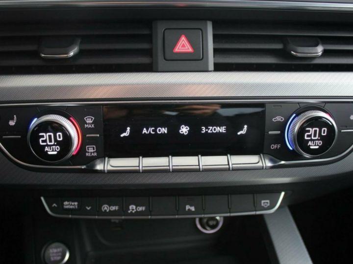 Audi A4 2.02.0  TFSI 252 LUXE QUATTRO S TRONIC    03/2018                                     (toit ouvrant) Blanc métal  - 6