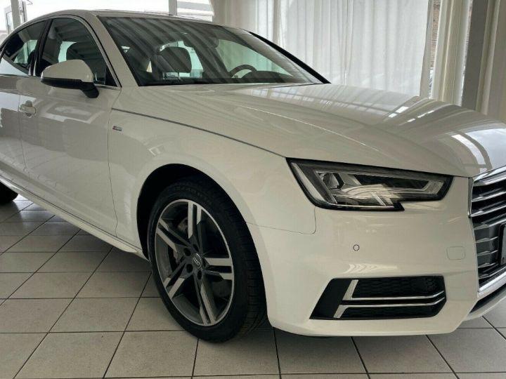 Audi A4 2.02.0  TFSI 252 LUXE QUATTRO S TRONIC    03/2018                                     (toit ouvrant) Blanc métal  - 11