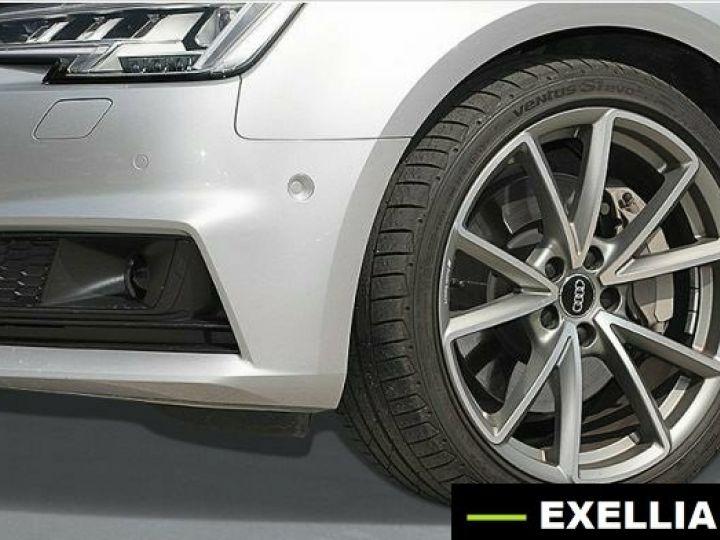 Audi A4 3.0 TDI QUATTRO S LINE TIPTRONIC  ARGENT METAL  Occasion - 1