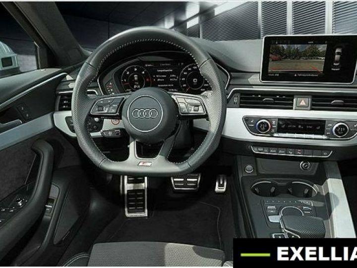 Audi A4 3.0 TDI QUATTRO S LINE TIPTRONIC  ARGENT METAL  Occasion - 4