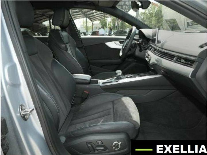 Audi A4 3.0 TDI QUATTRO S LINE TIPTRONIC  ARGENT METAL  Occasion - 7