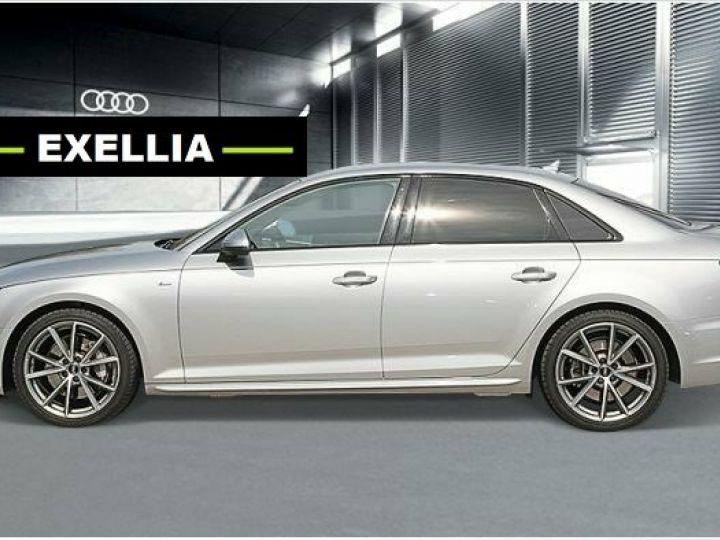 Audi A4 3.0 TDI QUATTRO S LINE TIPTRONIC  ARGENT METAL  Occasion - 8