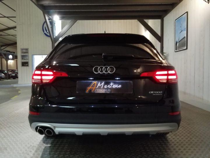 Audi A4 Allroad 2.0 TDI 163 CV DESIGN  Noir - 4