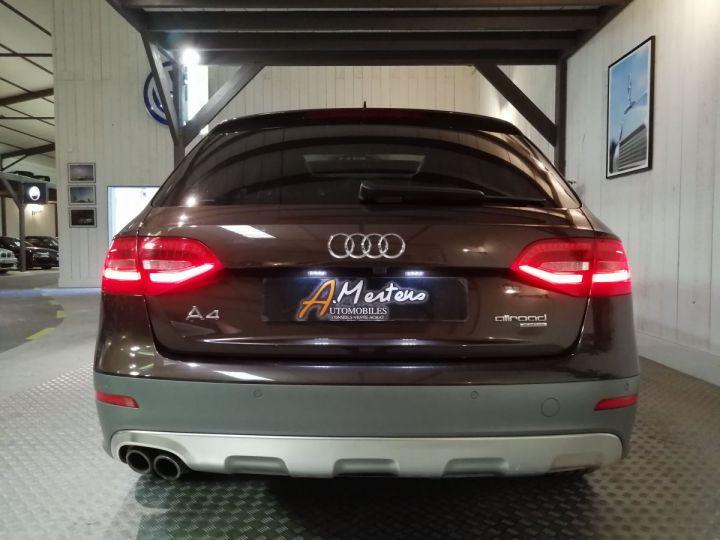 Audi A4 Allroad 2.0 TDI 177 CV  AMBITION LUXE QUATTRO  Marron - 4