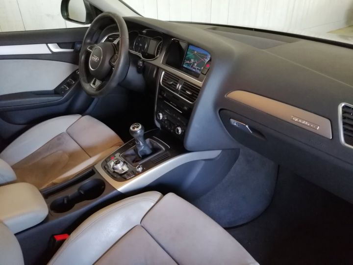 Audi A4 Allroad 2.0 TDI 177 CV AMBITION LUXE QUATTRO BV6 Gris - 7
