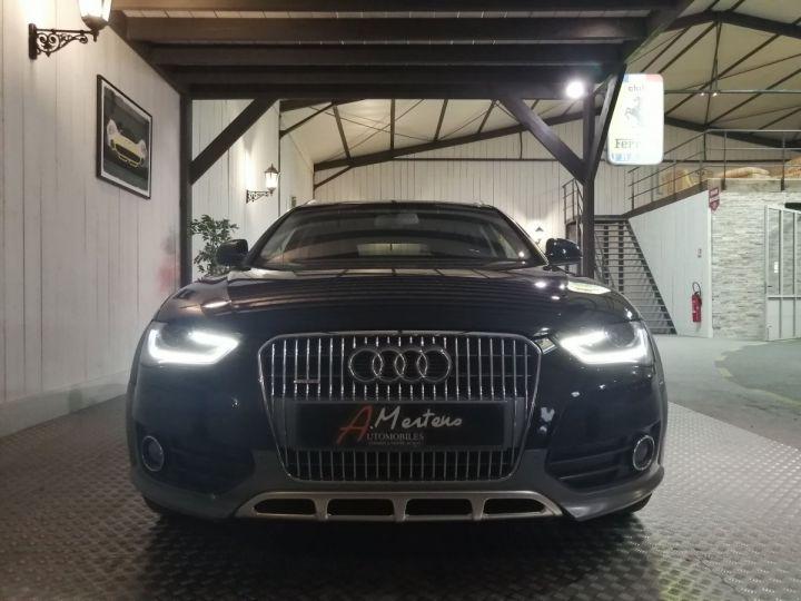 Audi A4 Allroad 2.0 TDI 190 CV AMBITION LUXE QUATTRO BVA Noir - 3