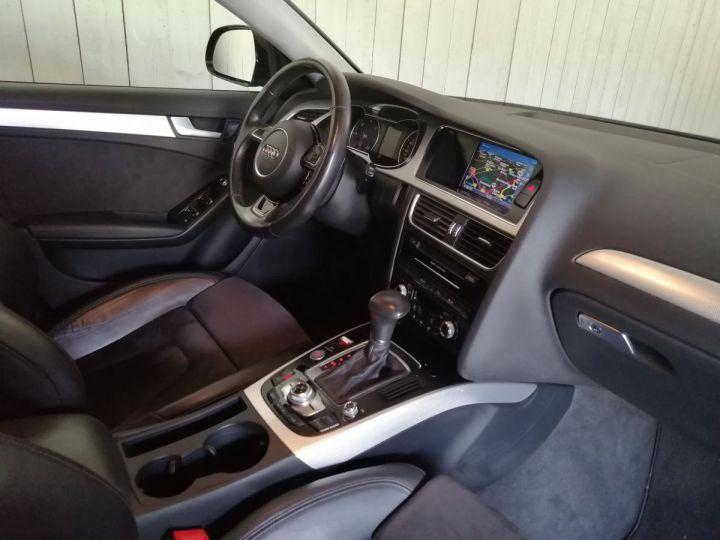 Audi A4 Allroad 2.0 TDI 190 CV AMBITION LUXE QUATTRO BVA Noir - 7