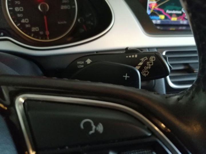 Audi A4 Allroad 2.0 TDI 190 CV AMBITION LUXE QUATTRO BVA Noir - 10