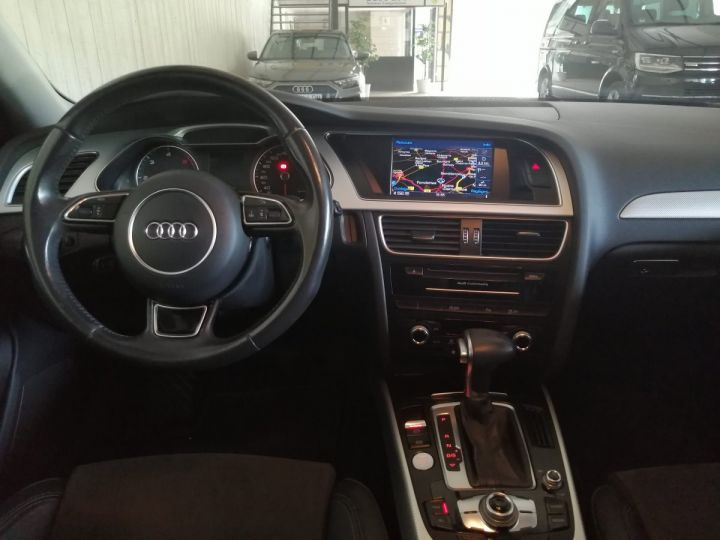 Audi A4 Allroad 2.0 TDI 190 CV AMBITION LUXE QUATTRO BVA Noir - 6