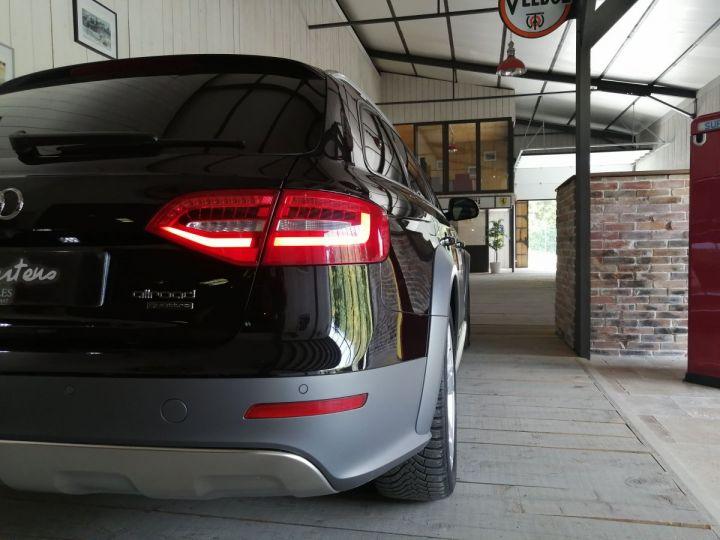 Audi A4 Allroad 2.0 TDI 190 CV AMBITION LUXE QUATTRO BVA Noir - 14