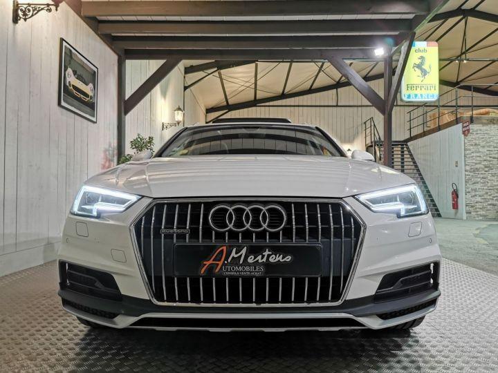 Audi A4 Allroad 2.0 TDI 190 CV DESIGN LUXE BVA Blanc - 3