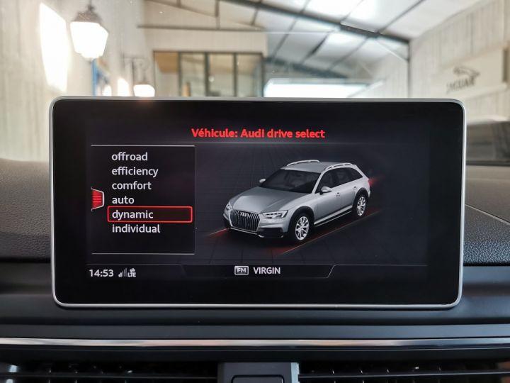 Audi A4 Allroad 2.0 TDI 190 CV DESIGN LUXE BVA Blanc - 10
