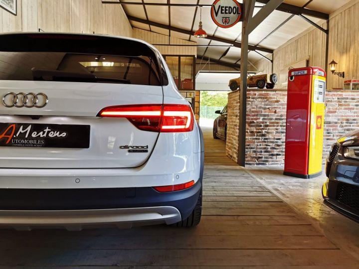 Audi A4 Allroad 2.0 TDI 190 CV DESIGN LUXE BVA Blanc - 13