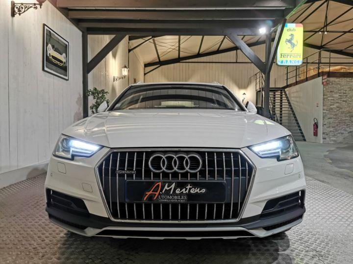 Audi A4 Allroad 2.0 TDI 190 CV DESIGN LUXE QUATTRO BVA Blanc - 3