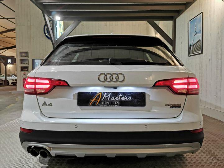 Audi A4 Allroad 2.0 TDI 190 CV DESIGN LUXE QUATTRO BVA Blanc - 4