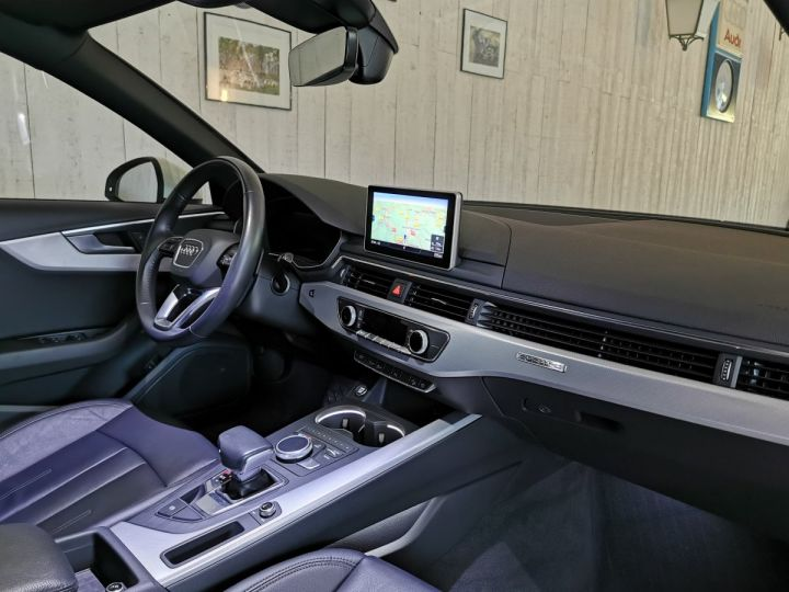 Audi A4 Allroad 2.0 TDI 190 CV DESIGN LUXE QUATTRO BVA Blanc - 7