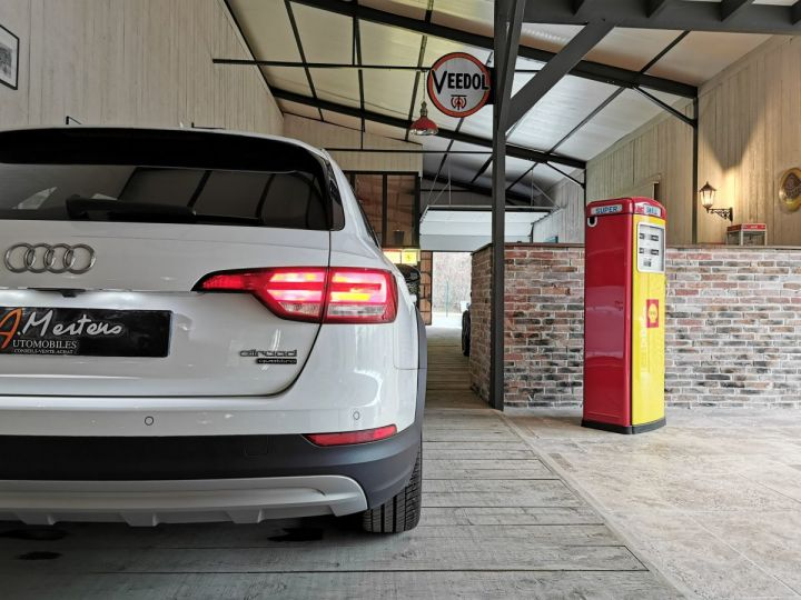 Audi A4 Allroad 2.0 TDI 190 CV DESIGN LUXE QUATTRO BVA Blanc - 12