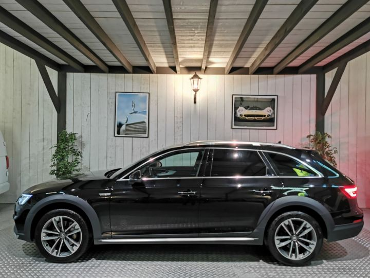 Audi A4 Allroad 2.0 TDI 190 CV DESIGN LUXE QUATTRO BVA Noir - 1