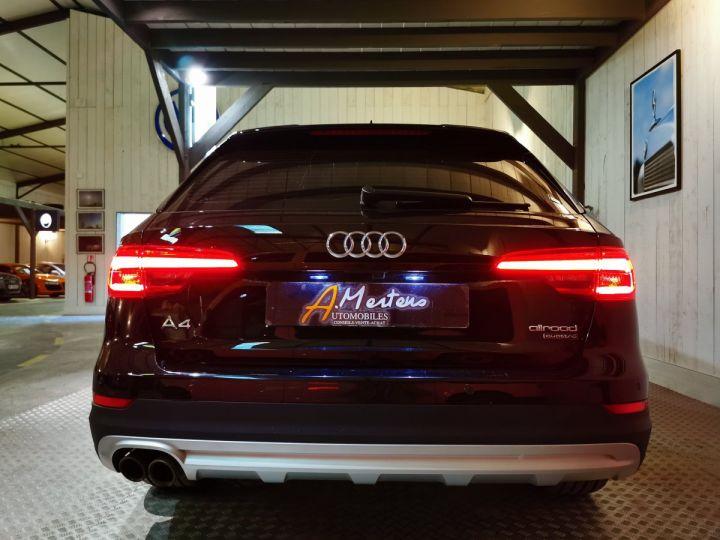 Audi A4 Allroad 2.0 TDI 190 CV DESIGN LUXE QUATTRO BVA Noir - 4