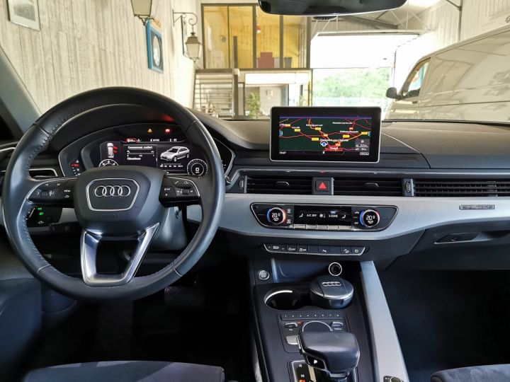 Audi A4 Allroad 2.0 TDI 190 CV DESIGN LUXE QUATTRO BVA Noir - 6