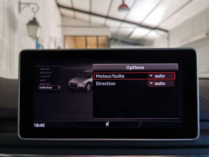 Audi A4 Allroad 2.0 TDI 190 CV DESIGN LUXE QUATTRO BVA Noir - 11