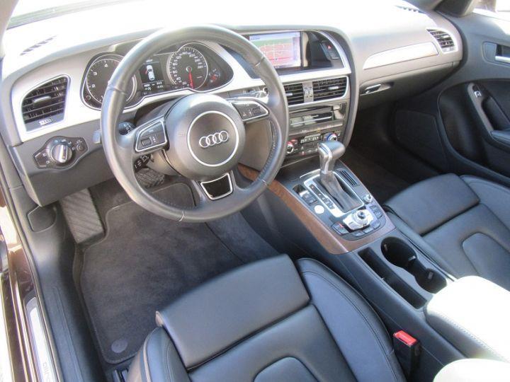 Audi A4 Allroad 2.0 TDI 190CH CLEAN DIESEL AMBITION LUXE QUATTRO S TRONIC 7 EURO6 MARRON Occasion - 2