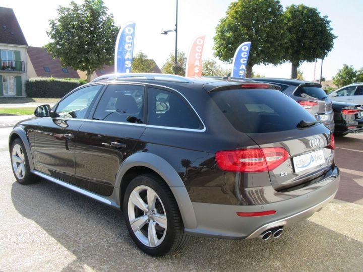 Audi A4 Allroad 2.0 TDI 190CH CLEAN DIESEL AMBITION LUXE QUATTRO S TRONIC 7 EURO6 MARRON Occasion - 3