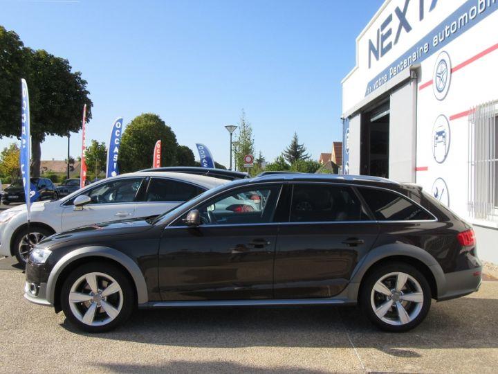 Audi A4 Allroad 2.0 TDI 190CH CLEAN DIESEL AMBITION LUXE QUATTRO S TRONIC 7 EURO6 MARRON Occasion - 5