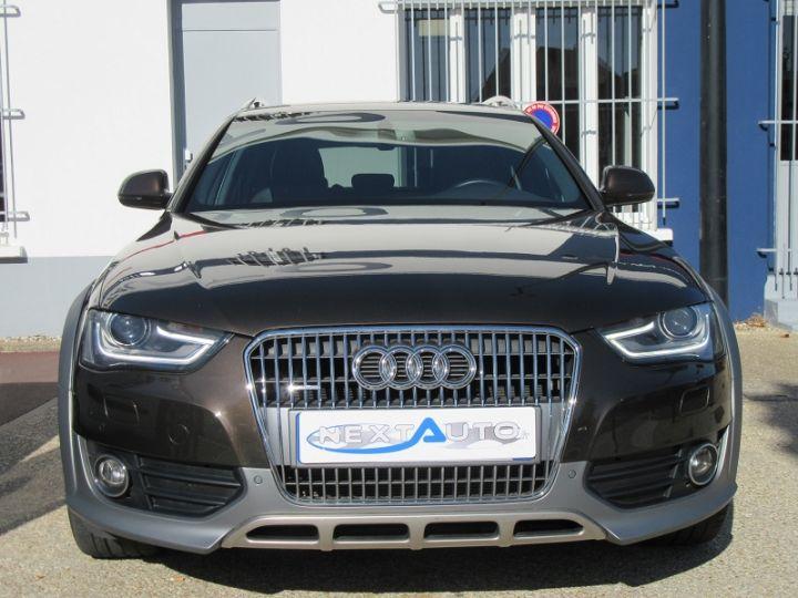 Audi A4 Allroad 2.0 TDI 190CH CLEAN DIESEL AMBITION LUXE QUATTRO S TRONIC 7 EURO6 MARRON Occasion - 6