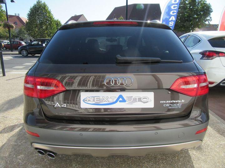 Audi A4 Allroad 2.0 TDI 190CH CLEAN DIESEL AMBITION LUXE QUATTRO S TRONIC 7 EURO6 MARRON Occasion - 7