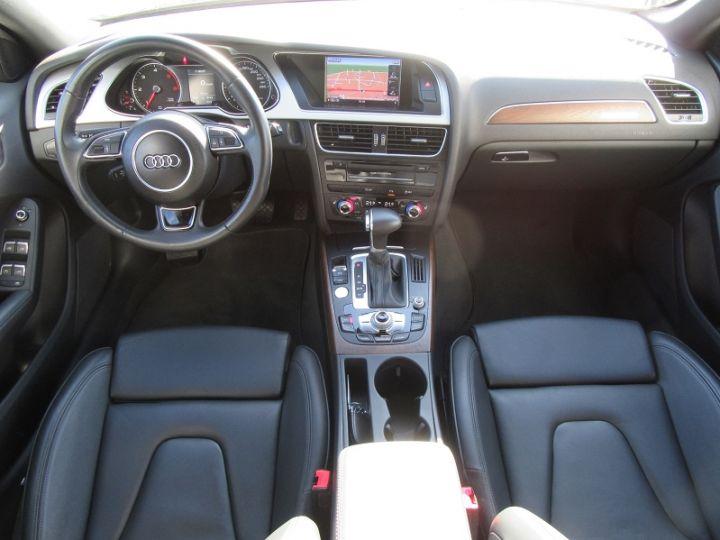 Audi A4 Allroad 2.0 TDI 190CH CLEAN DIESEL AMBITION LUXE QUATTRO S TRONIC 7 EURO6 MARRON Occasion - 8