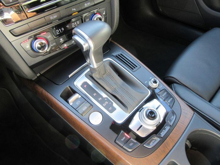 Audi A4 Allroad 2.0 TDI 190CH CLEAN DIESEL AMBITION LUXE QUATTRO S TRONIC 7 EURO6 MARRON Occasion - 10