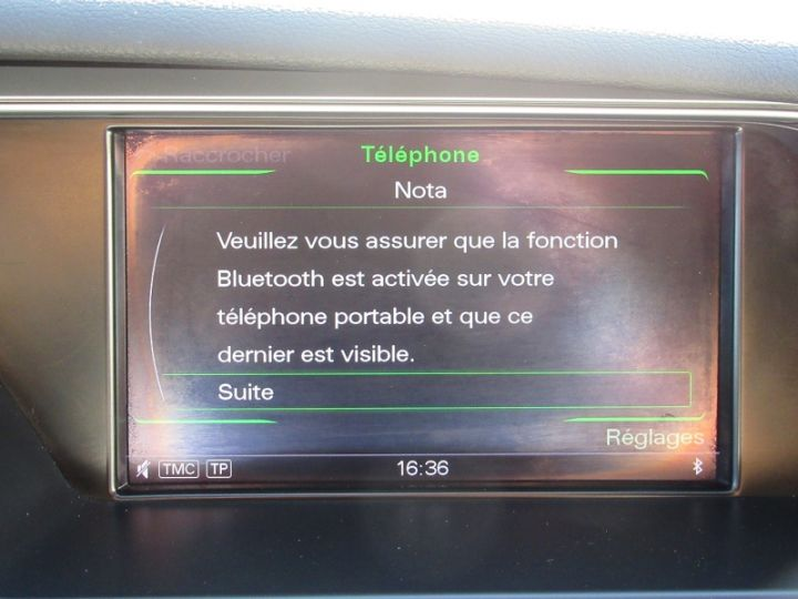 Audi A4 Allroad 2.0 TDI 190CH CLEAN DIESEL AMBITION LUXE QUATTRO S TRONIC 7 EURO6 MARRON Occasion - 15