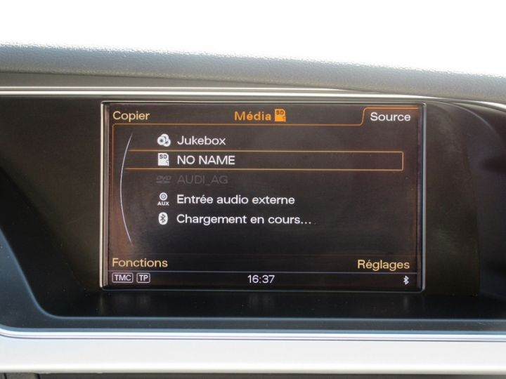 Audi A4 Allroad 2.0 TDI 190CH CLEAN DIESEL AMBITION LUXE QUATTRO S TRONIC 7 EURO6 MARRON Occasion - 16
