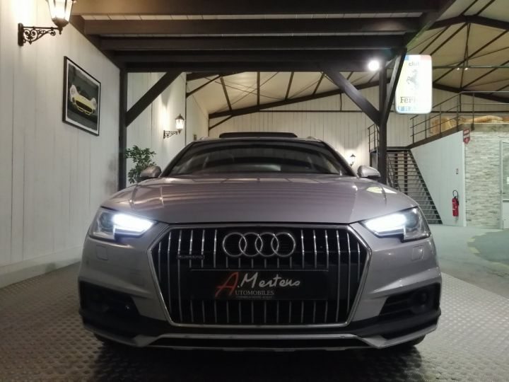 Audi A4 Allroad 3.0 TDI 218 CV DESIGN LUXE QUATTRO BVA Gris - 3