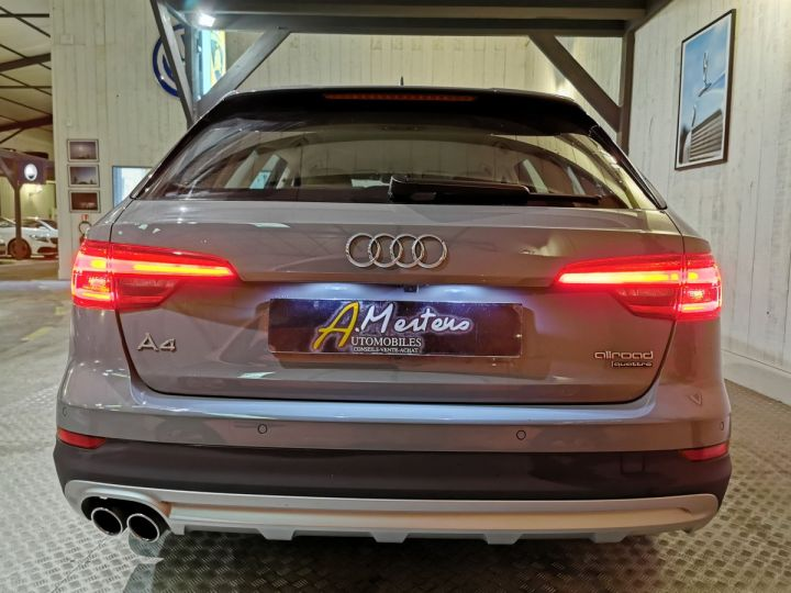 Audi A4 Allroad 3.0 TDI 218 CV DESIGN LUXE QUATTRO BVA Gris - 4