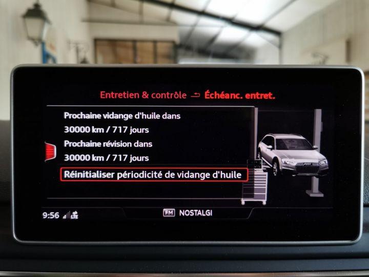 Audi A4 Allroad 3.0 TDI 218 CV DESIGN LUXE QUATTRO BVA Gris - 13